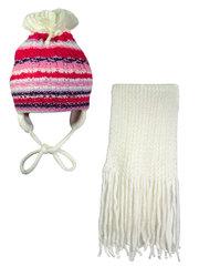 Шапка и шарф R24 весна-осень Politano