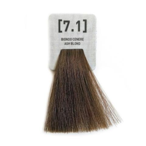 INCOLOR [7.1] Пепельный блондин (100 мл)