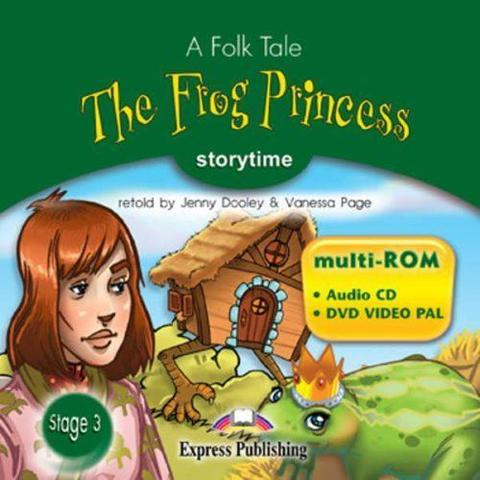 The Frog Princess. Multi-rom