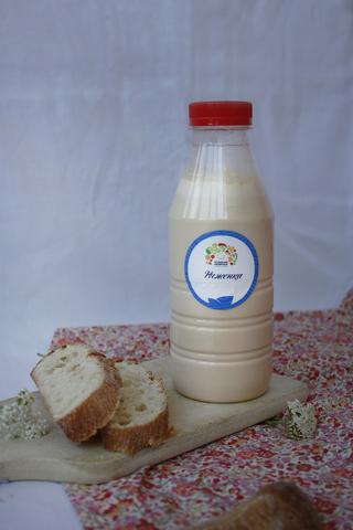 Ряженка из коровьего молока, 0,5л