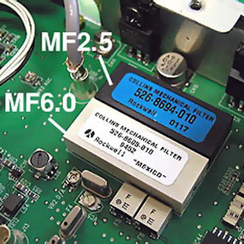 Фильтр Коллинза AOR MF2.5