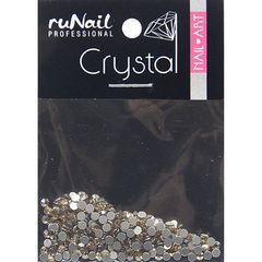 ruNail, Дизайн для ногтей, стразы шампань (1,8 мм), 288 шт