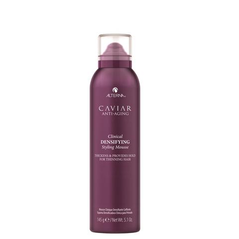 Alterna Мусс для укладки волос для интенсивного повышения густоты волос с экстрактом черной икры Caviar Anti-Aging Clinical Densifying Styling Mousse