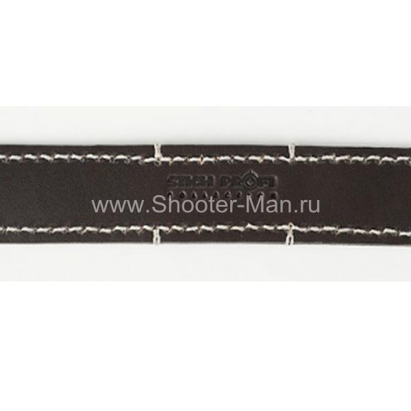 Ремень ружейный двухслойный WESTERN Стич Профи