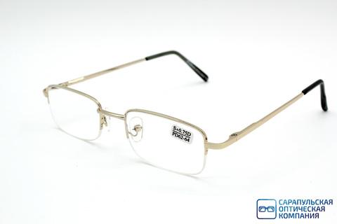 Очки готовые для зрения на леске LANBOSI 5070