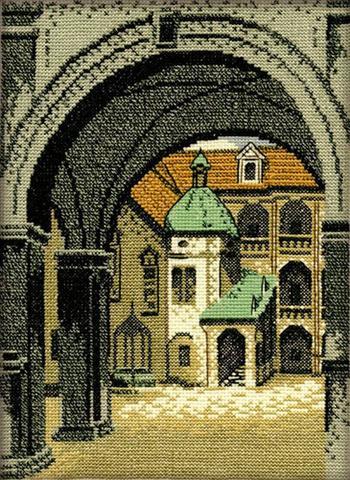 Тайна старой арки (старый город)