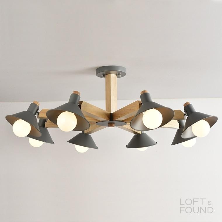 Люстра Lampatron style Horn B