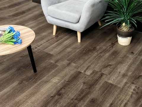 Виниловый пол Alpine Floor Real Wood Дуб Vermont  ECO 2-3