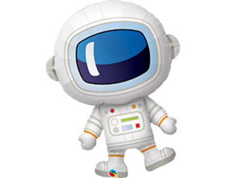 Фольгированный шар Космонавт