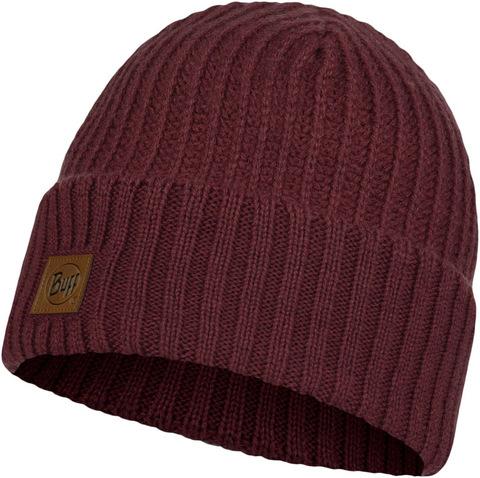 Вязаная шапка Buff Hat Knitted  Rutger Maroon фото 1