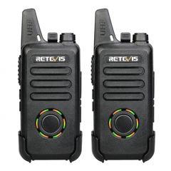 Рация Retevis RT-22S USB комплект 2 рации