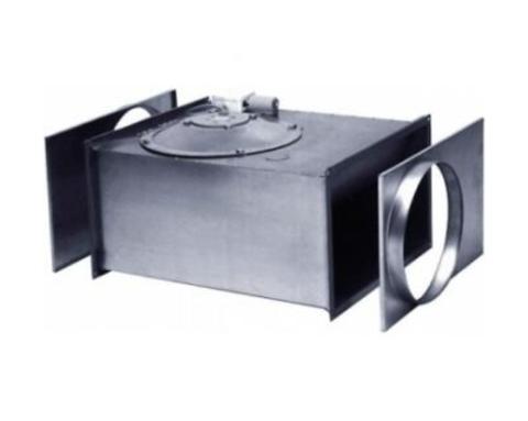 Канальный вентилятор Ostberg RK 500x250 D1 / RKC 250 D1 для прямоугольных воздуховодов