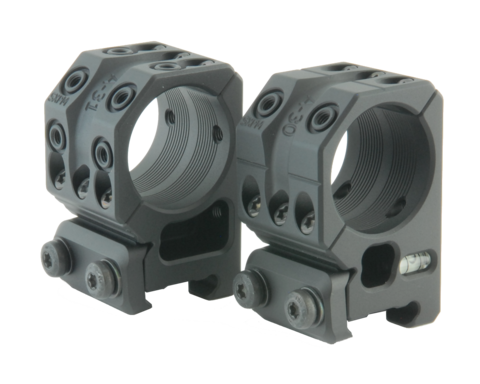 Тактические кольца SPUHR D30mm на Picatinny, H34мм,без наклона (SR-3006)