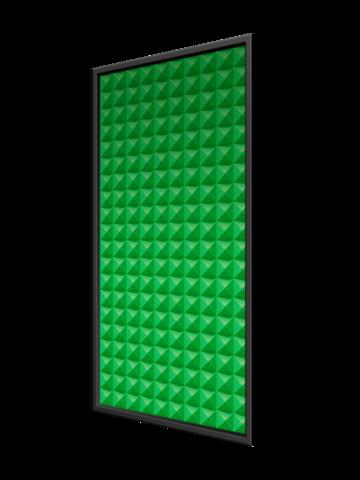 Акустическая съемная  панель ECHOTON piramida 500x1000
