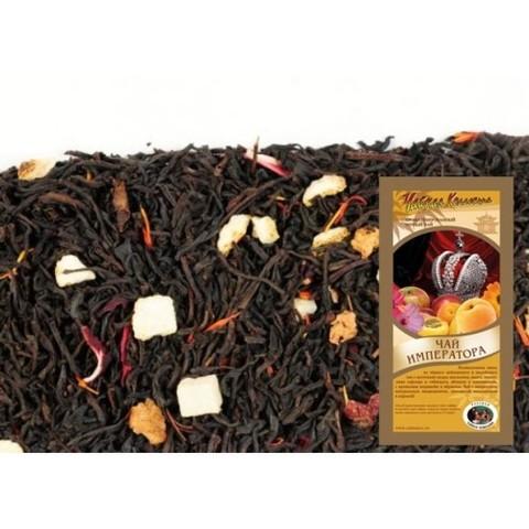 Чай развесной Чёрный Чай императора ИП Базылева Е.Н. 0,1кг