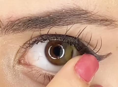 Marquise lavella green /зелёный цвет для тёмных и светлых глаз