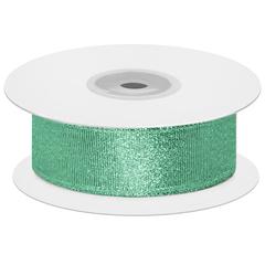 Мерцающий блеск, Зеленая бирюза, Металлик, 1,2см*22,85 м, 1 шт.