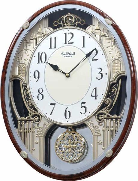 Настенные часы Rhythm 4MH865WD23