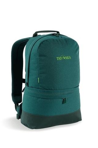 Картинка рюкзак городской Tatonka Hiker Bag Classic Green - 1