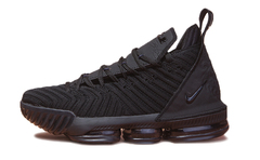 Nike LeBron 16 'Triple Black'