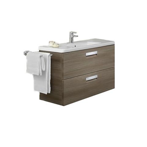 Комплект мебели Roca Gap 60 см (тумба с раковиной + зеркальный шкаф )