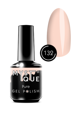 Mystique Гель-лак #132 «Pure» 15 мл