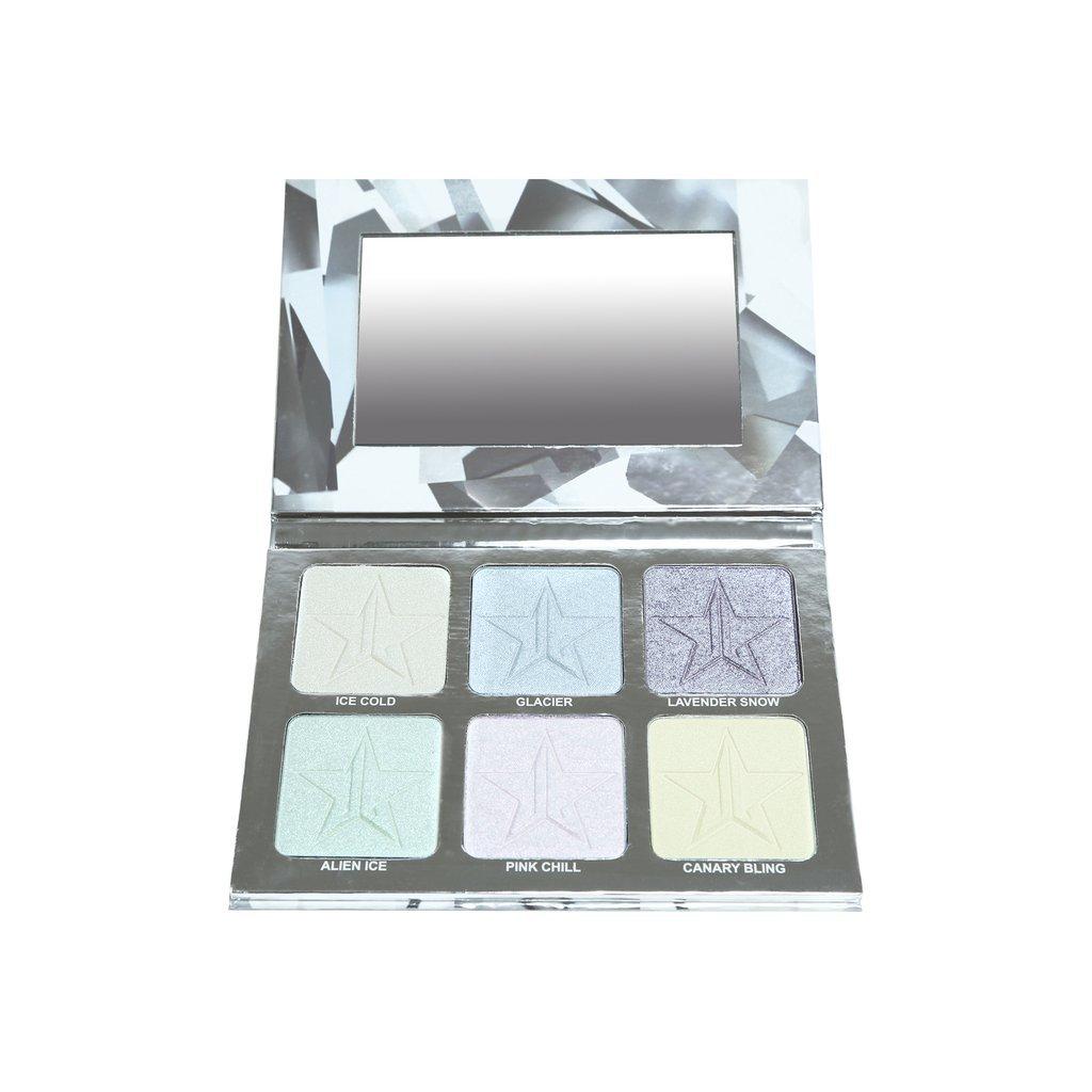 Jeffree Star Skin Frost Pro Palette PLATINUM ICE