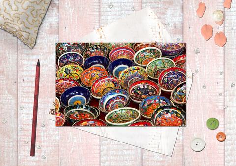 Турецкие тарелки