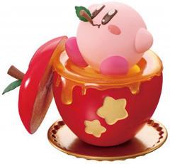 Kirby Paldolce Honey Apple || Кирби на яблоке
