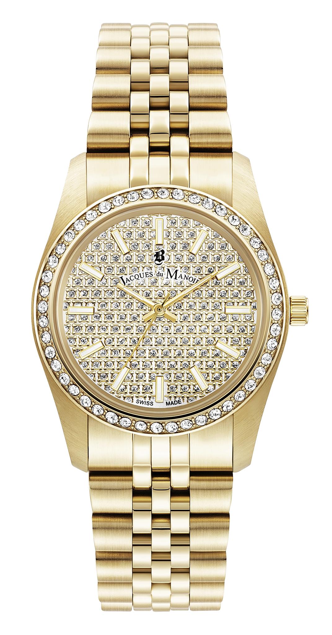 Часы женские Jacques Du Manoir JWL01102