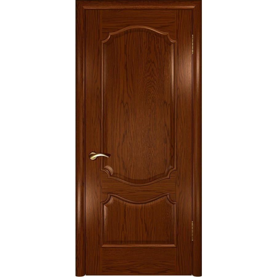Шпонированные двери Межкомнатная дверь шпон Luxor Венеция дуб сандал орех глухая veneciya-dg-dub-sandal-dvertsov.jpg