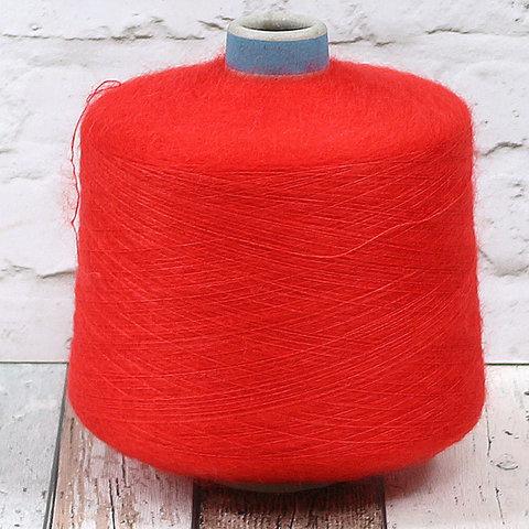 Мохер на шелке SESIA / VIVIENNE 850 огненно-красный