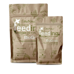 Органическое сухое удобрение Bio Grow от Powder Feeding