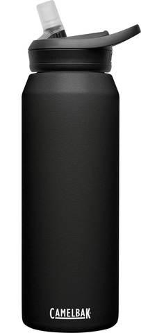 Бутылка спортивная CamelBak eddy+ (1 литр), черная