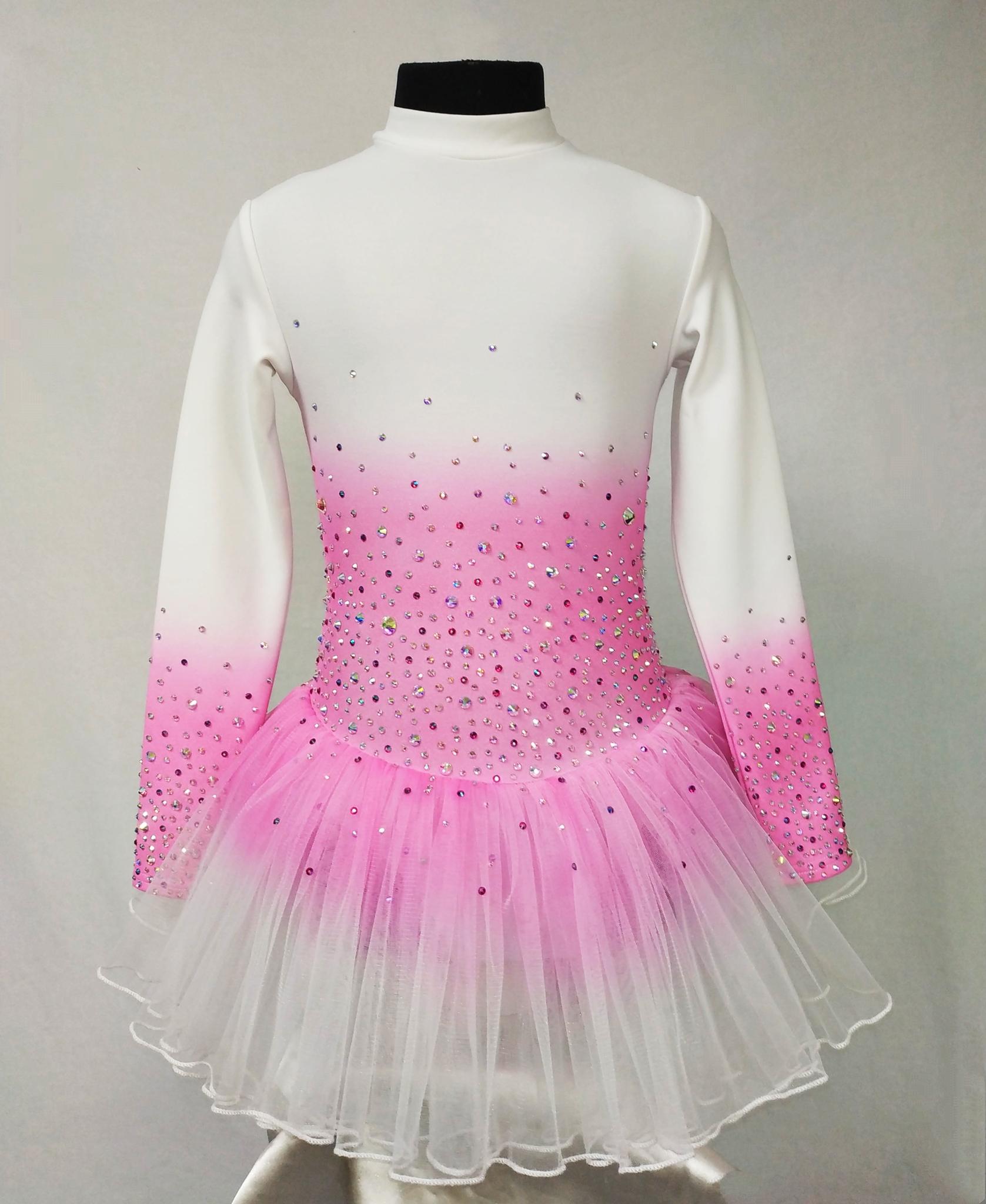 Платье из термоткани