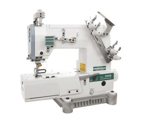 Плоскошовная швейная машина Siruba Z008-248Q | Soliy.com.ua