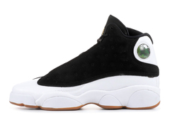 Air Jordan Retro 13 Gg 'Black/White'