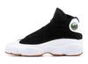 Air Jordan Retro 13 Gg 'Black/White'