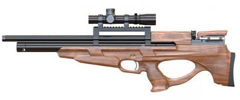 Ataman M2R Булл-пап SL 5,5 мм (Дерево)(815)