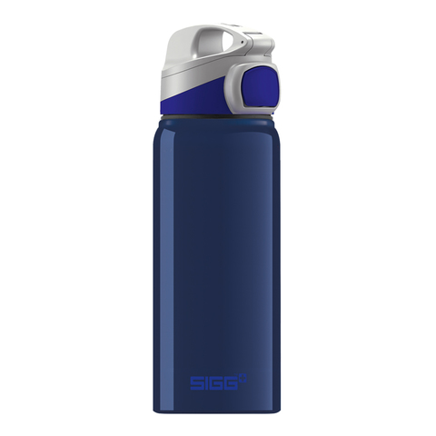 Бутылка Sigg Miracle Alu Night (0,6 литра), синяя