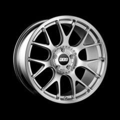 Диск колесный BBS CH-R 9.5x19 5x112 ET35 CB82.0 brilliant silver