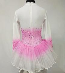 Платье из термоткани для фигурного катания