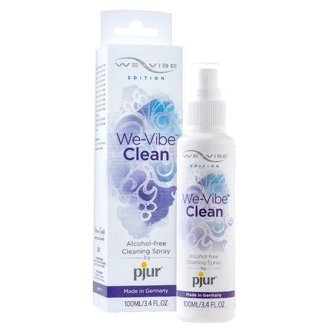 Очиститель для игрушек без спирта We-Vibe Clean - 100 мл.