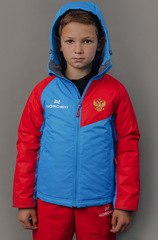 Детская Тёплая Зимняя Куртка Nordski Jr. National 2.0