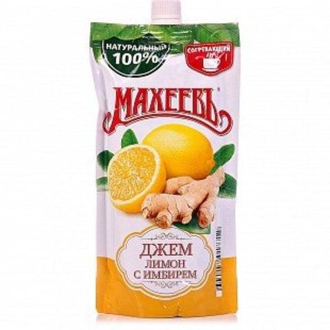 Джем Махеевъ лимон имбирь 300г