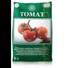 """Грунт """"Томат"""" (5 л)"""