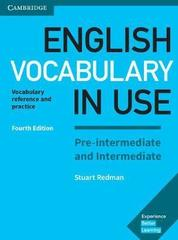 Eng Voc in Use: Pre-Int and Int 4 Ed Bk +ans