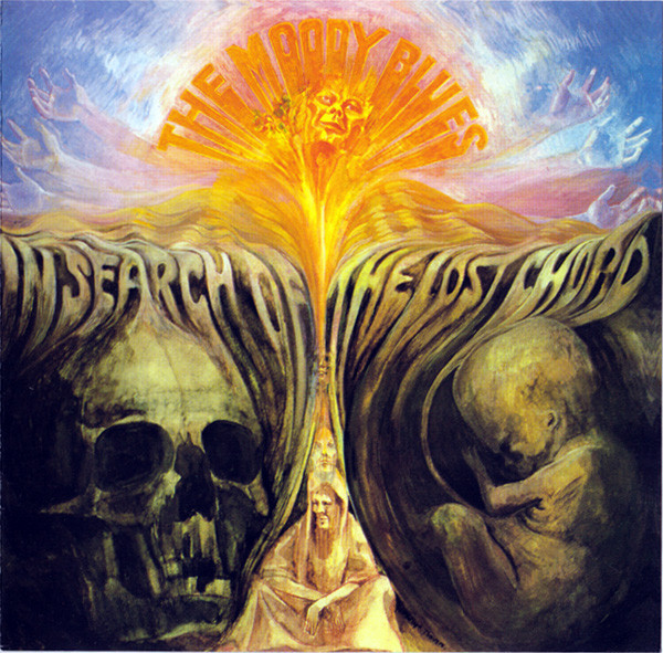MOODY BLUES, THE: In Search Of The Lost Chord