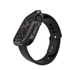 Бампер SwitchEasy Odyssey Apple Watch 5 и 4 44mm, серый