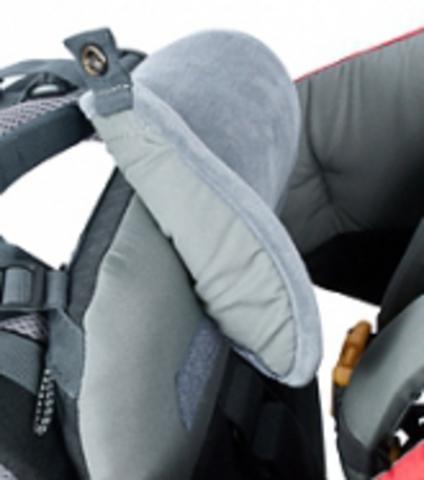 Картинка рюкзак-переноска Deuter Kid Comfort III Black-Granite - 9